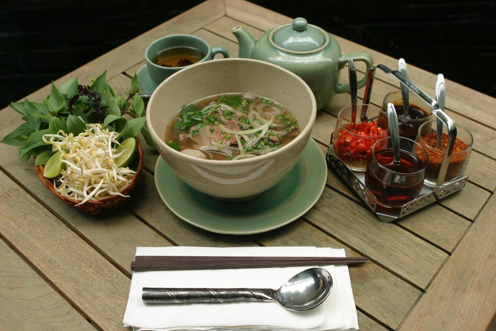 The Healthiest And Cleanest Street Food In Vietnam